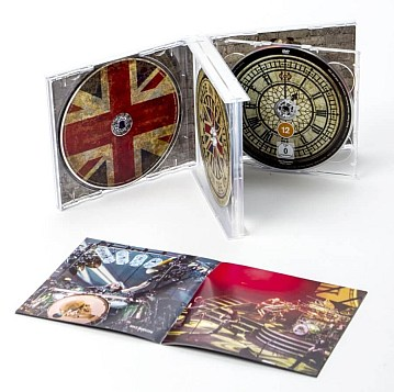 Distant Memories - Live In London (3 CDs + 2 DVDs BOX)