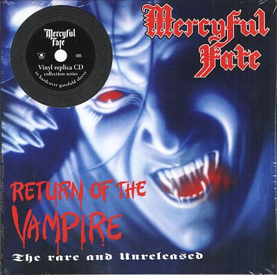 Return Of The Vampire (Reedi��o 2020 Gatefold Vinyl Replica Sleeve)