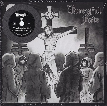 Mercyful Fate (Reedi��o 2020 Gatefold Vinyl Replica Sleeve)