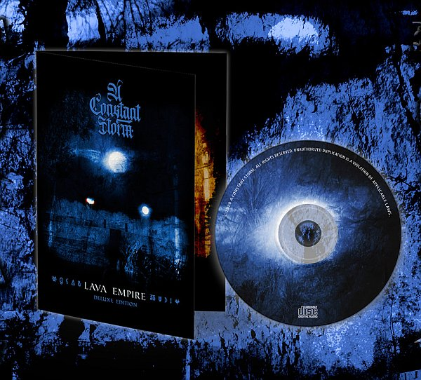 Lava Empire (Deluxe Edition A5)