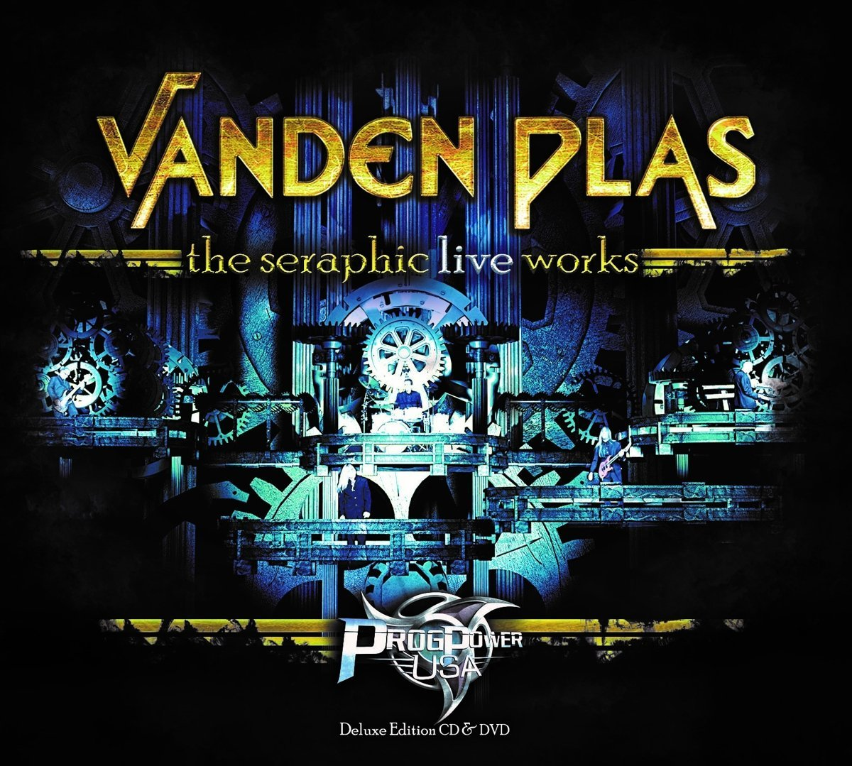 The Seraphic Live Works (Ed. Lda Digipack)